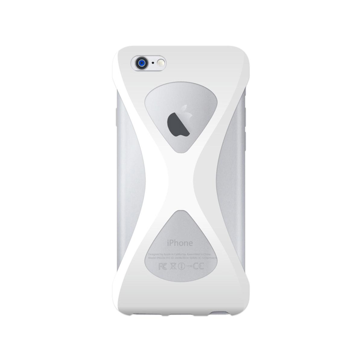 "iPhoneは、""指1本""で落とさない|iPhone 6 Plus /6s Plus 用 | iPhone は""指1本""で持つ – 落とす不安から解放され、操作の""自由度""が広がる iPhone カバー | Palmo for iPhone6 Plus / iPhone 6s Plus"