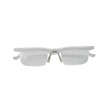 """いつも""""ピッタリ""""見えるメガネ これ一本で、いつも""""ピッタリ""""見える – 度数を自由に調節できる魔法のようなメガネ(老眼鏡)  LIFEONE CLEAR(完売)"""