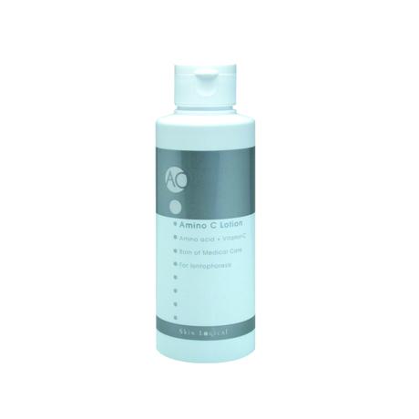 「綺麗になった?」と聞かれる美顔マスク|《イオン導入化粧水》アミノ酸&ビタミンCでコラーゲン生成、しっとり潤う肌に|アミノCローション 150ml|