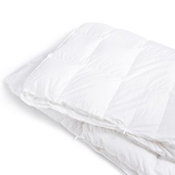 深い眠りを叶えてくれる「羽毛布団」|《羽毛布団/シングル》一年中使える2枚ペア構造、深い眠りを叶えてくれる高品質羽毛布団 | クラウズ / ポーランド産ホワイトグースダウン90%(MONOCO限定)|