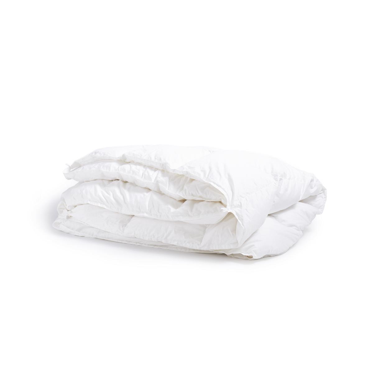 深い眠りを叶えてくれる「羽毛布団」|《羽毛布団/ダブル》一年中使える2枚ペア構造、深い眠りを叶えてくれる高品質羽毛布団 | クラウズ / ポーランド産ホワイトグースダウン90%(MONOCO限定)