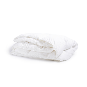 《羽毛布団/ワイドダブル》一年中使える2枚ペア構造、深い眠りを叶えてくれる高品質羽毛布団 | クラウズ / ポーランド産ホワイトグースダウン90%(MONOCO限定)