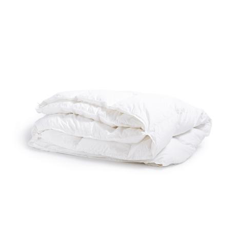深い眠りを叶えてくれる「羽毛布団」|《羽毛布団/ワイドダブル》一年中使える2枚ペア構造、深い眠りを叶えてくれる高品質羽毛布団 | クラウズ / ポーランド産ホワイトグースダウン90%(MONOCO限定)|