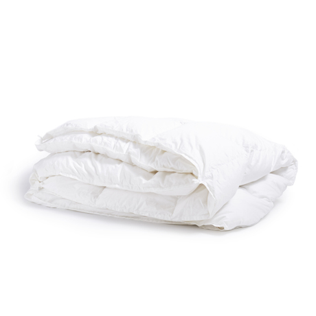 深い眠りを叶えてくれる「羽毛布団」|《羽毛布団/キング》一年中使える2枚ペア構造、深い眠りを叶えてくれる高品質羽毛布団 | クラウズ / ポーランド産ホワイトグースダウン90%(MONOCO限定)|