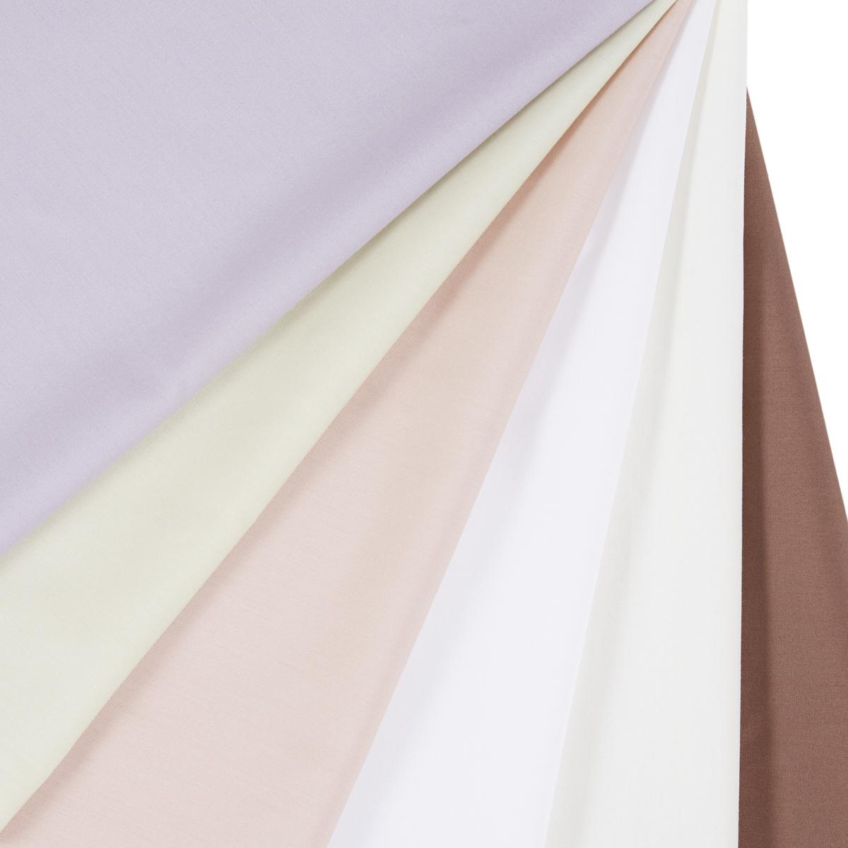 深い眠りを叶えてくれる「羽毛布団」 掛け布団カバー(セミダブルサイズ)  羽毛の保温力を体に伝えてくれる「スーピマコットン」(クラウズ羽毛布団専用)