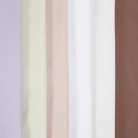 深い眠りを叶えてくれる「羽毛布団」|掛け布団カバー(クイーンサイズ)| 羽毛の保温力を体に伝えてくれる「スーピマコットン」(クラウズ羽毛布団専用)