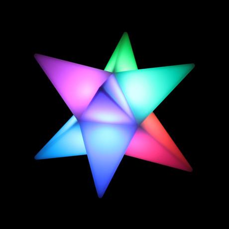 時間を忘れさせる「光の時計」|【在庫限り】EPORA | LEDの光で時を知らせ、部屋のインテリアにもなる。時間を忘れさせる時計|