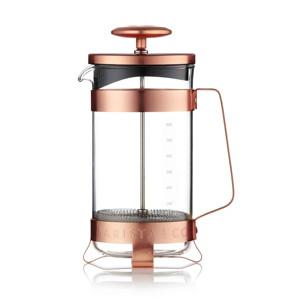 8カップ用 | 手軽に香り高いコーヒーが淹れられる、洗練されたデザインの「フレンチプレス」/ 8CUP PLUNGE POT