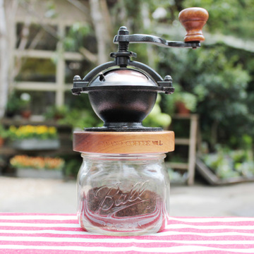 THE TASTEMAKERS & CO.|CAMANO COFFEE MILL|