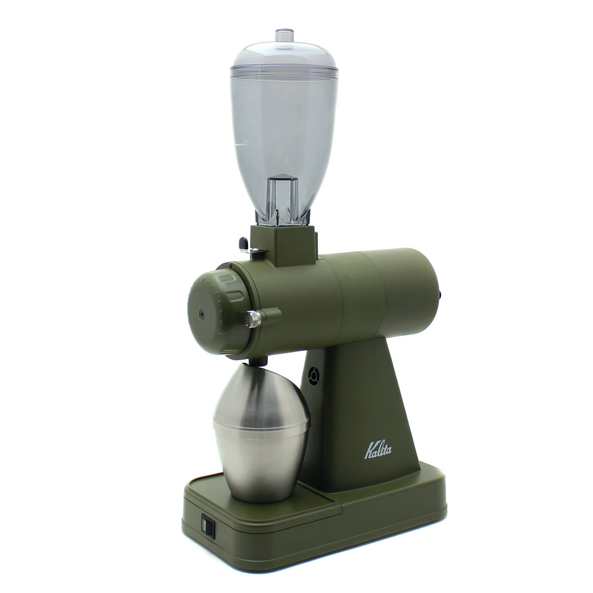 THE TASTEMAKERS & CO.|COFFEE GRINDER (MILITARY GREEN)