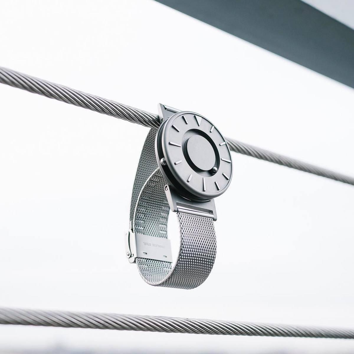 触る時計『EONE』|《交換用ストラップ》MESH BAND(EONE BRADLEY 専用)