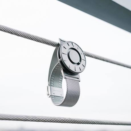 触る時計『EONE』|《交換用ストラップ》MESH BAND(EONE BRADLEY 専用)|