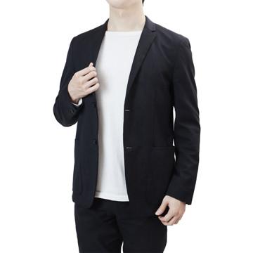 """縫い目がない「カシミア混ニット」 Mサイズ   ジャケットに合わせるだけで""""着こなし""""に磨きがかかる。縫い目がなく、着心地抜群。自宅で洗濯しても伸びにくいホールガーメント・ロングスリーブニット(MONOCO 限定) ホワイト(完売)"""