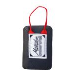 手のひらサイズになる大容量バッグ|《1人用》いろんな場面で大活躍する、指先サイズにたためる撥水仕様のレジャーシート|Matador MINI POCKET BLANKET|