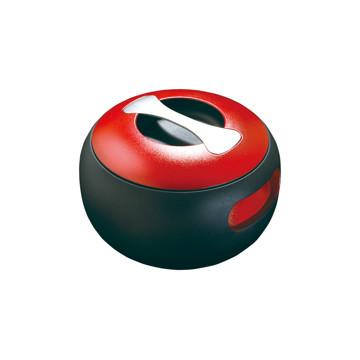 食卓の笑顔をつくる「無水鍋」|OVAL(スーパー楕円タイプ)これひとつで7役。桁違いの熱伝導率と遠赤外線放射で、旨味を逃さない。今日から料理上手になれるカーボン(炭)無水鍋 | ANAORI CARBON POT / OVAL|レッド