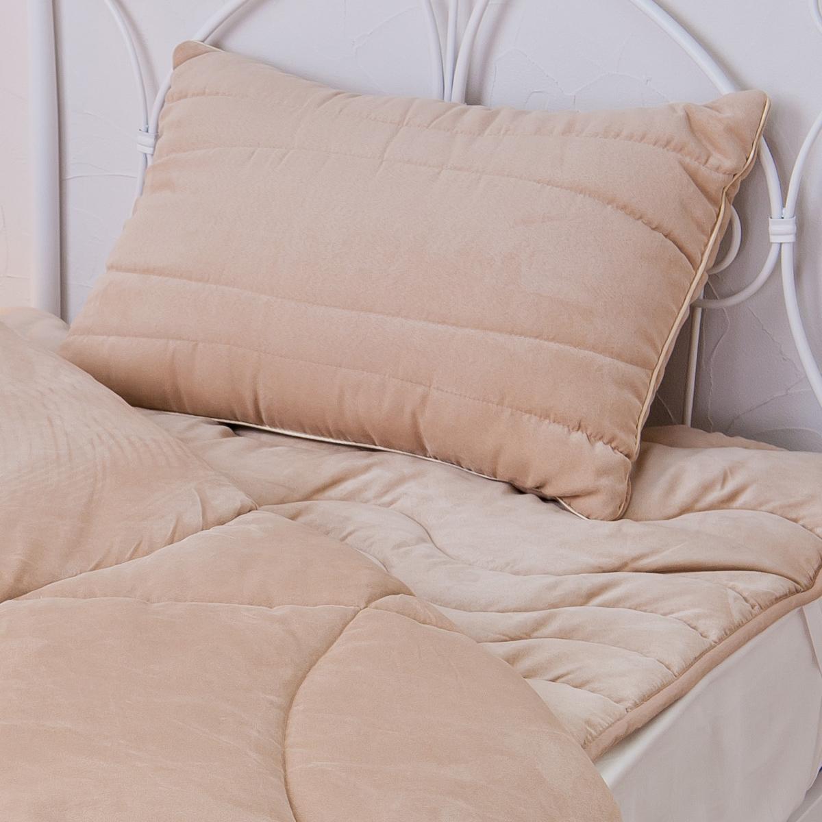 深呼吸したくなる「寝具」|掛け布団 (シングル)抗菌機能と乾きやすさを兼ね備えた、丸洗い可能な寝具|ベルクラウド