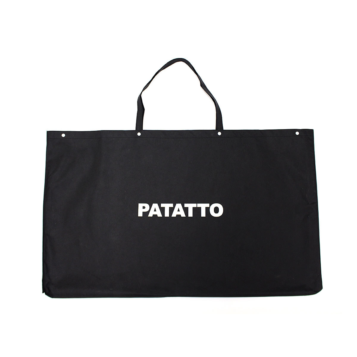 薄さ3センチの「どこでもイス」|レギュラーサイズ|使う場所を選ばない、どこにでも持ち歩けるテーブル|PATATTO TABLE mini