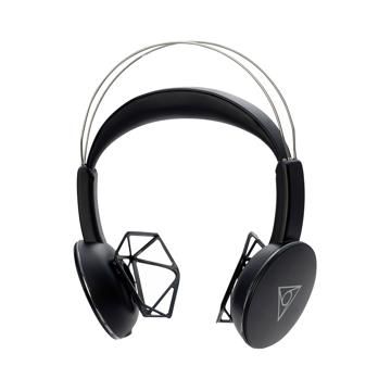 音楽家が創った「ワイヤレスヘッドフォン」|耳が痛くならず、最高音質。自分の世界に没頭しながら周囲の音も聞けるヘッドフォン| VIE SHAIR|BLACK