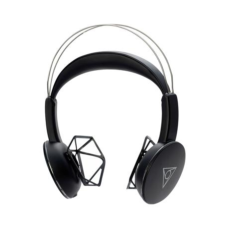 音楽家が創った「ワイヤレスヘッドフォン」 耳が痛くならず、最高音質。自分の世界に没頭しながら周囲の音も聞けるヘッドフォン  VIE SHAIR BLACK