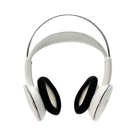 音楽家が創った「ワイヤレスヘッドフォン」 耳が痛くならず、最高音質。自分の世界に没頭しながら周囲の音も聞けるヘッドフォン  VIE SHAIR WHITE