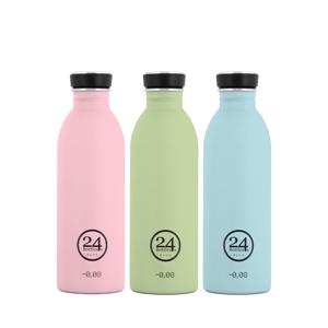 "《URBAN-500ml PASTEL》""私らしさ""を選べる、イタリアンデザイン光る「マイボトル」|24Bottles"
