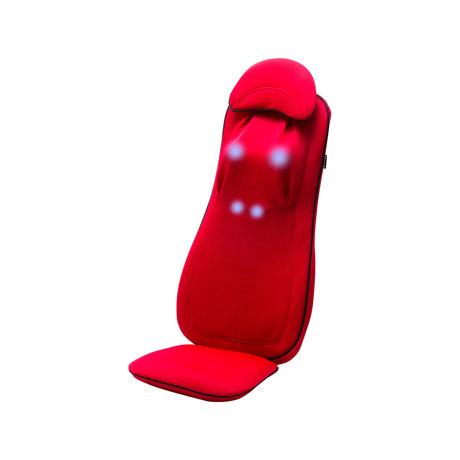 いつでも自宅で「手揉み」マッサージ|家の椅子が、憧れのマッサージチェアに。首から腰まで本格的にほぐす「3D揉み」マッサージ機|DOCTOR AIR 3Dマッサージシート Premium|ディーブレッド(在庫限り)