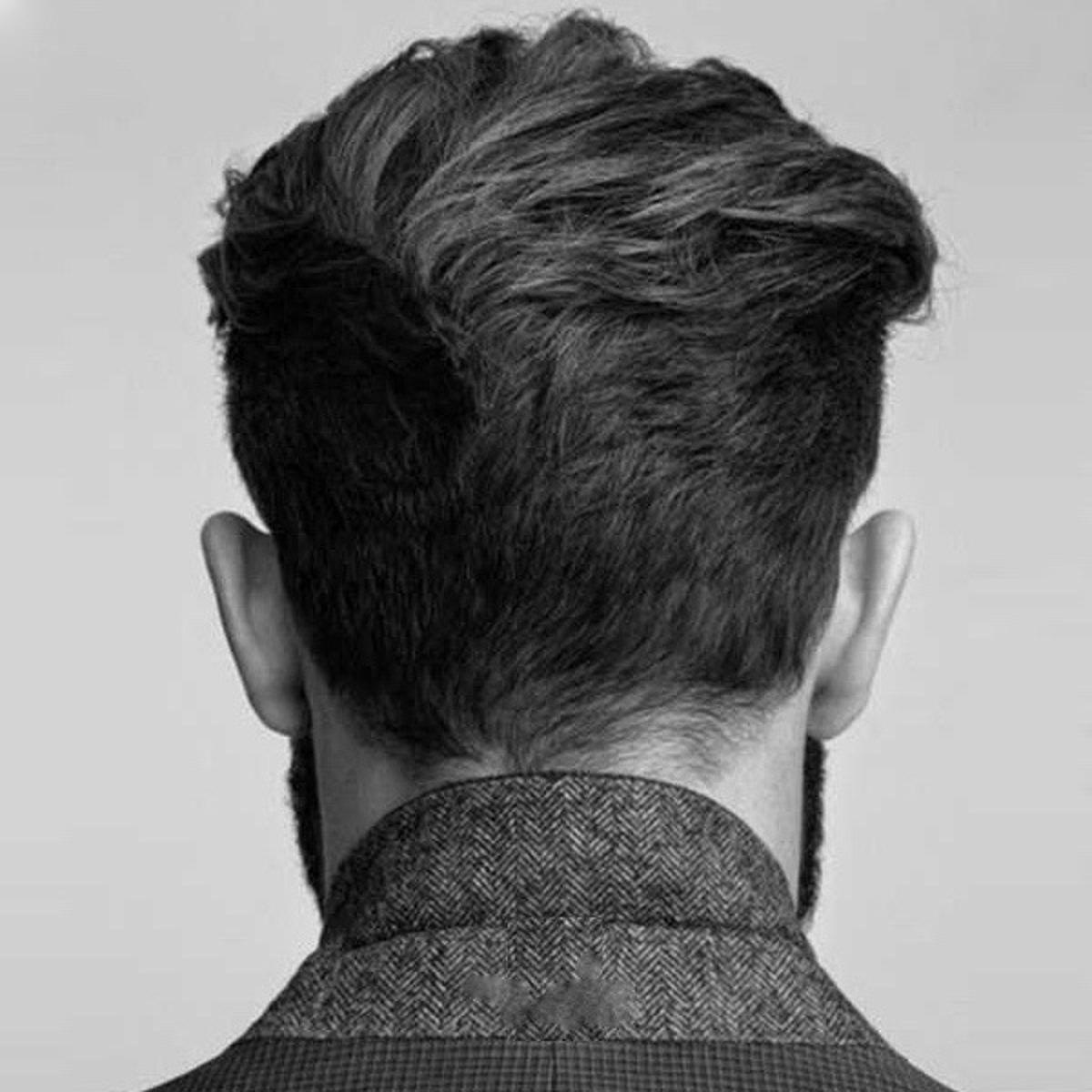 若々しくいるための『ヘアスタイリング』|ワックス・スプレーセット | 脱ぺったんこヘア!ボリュームと動きを出したら、スプレーで長時間キープ