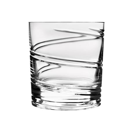 踊るグラス|クリスタルグラス | お酒を飲み頃に誘う。ドイツ生まれの回転するクリスタル製グラス | SHTOX|スパイラル(完売)