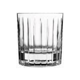 踊るグラス|クリスタルグラス | お酒を飲み頃に誘う。ドイツ生まれの回転するクリスタル製グラス | SHTOX|ストライプ(在庫限り)