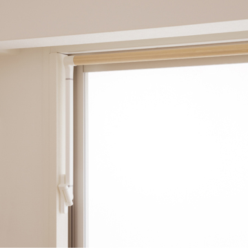 花粉症対策は日頃から行って「備えあれば憂いなし」|インテリアに溶け込んでスマートに収納、窓枠設置型の「気分が上がる」物干しシステム|soraie|Lサイズ(オーク木目)