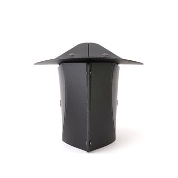 薄さ3センチの「どこでもイス」|気軽に持ち運べて、長時間ラクに正座できる。薄さ3センチの「どこでもイス」| PATATTO正座|ブラック