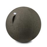 インテリアにもなる「座るボール」|Sサイズ(身長150-170cm)リビング・書斎でエクササイズ。インテリアにもなる「座るボール」|VLUV|グレー