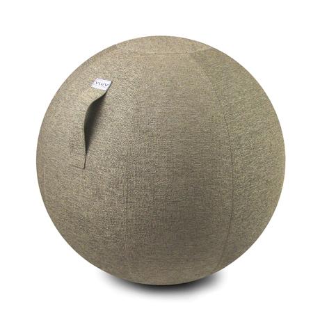 インテリアにもなる「座るボール」|Mサイズ(身長165-185cm)リビング・書斎でエクササイズ。インテリアにもなる「座るボール」|VLUV|ベージュ