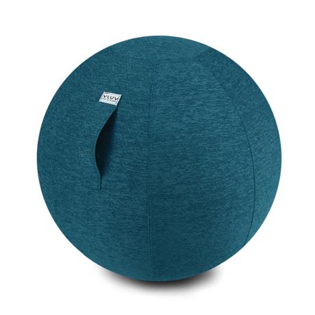 インテリアにもなる「座るボール」|Mサイズ(身長165-185cm)リビング・書斎でエクササイズ。インテリアにもなる「座るボール」|VLUV|ブルー