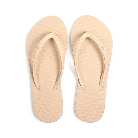 ハワイ生まれのLOHASなビーチサンダル|CORE (WOMEN) Nude | 足も心も気持ちいい、ハワイ生まれのビーチサンダル|US6(24cm)