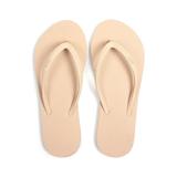 ハワイ生まれのLOHASなビーチサンダル|CORE (WOMEN) Nude | 足も心も気持ちいい、ハワイ生まれのビーチサンダル|US7(25cm)
