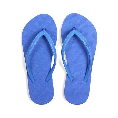 ハワイ生まれのLOHASなビーチサンダル|CORE (WOMEN) Denim | 足も心も気持ちいい、ハワイ生まれのビーチサンダル|US6(24cm)