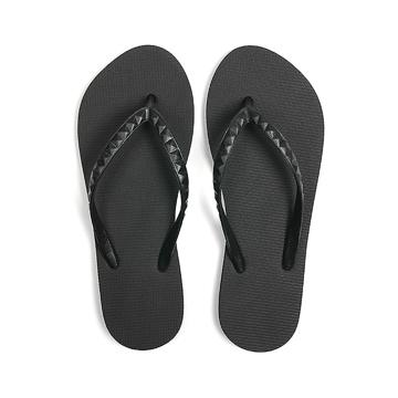 ハワイ生まれのLOHASなビーチサンダル STUDDED (WOMEN) Lava Rock   足も心も気持ちいい、ハワイ生まれのビーチサンダル US7(25cm)