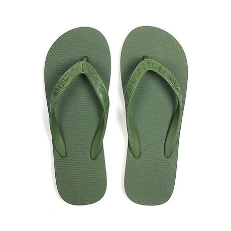 ハワイ生まれのLOHASなビーチサンダル|CORE (MEN) Mauka | 足も心も気持ちいい、ハワイ生まれのビーチサンダル|US8(26cm)
