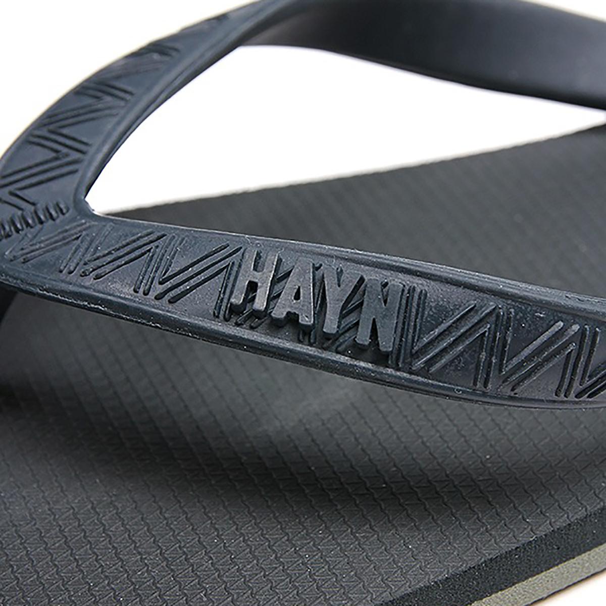 ハワイ生まれのLOHASなビーチサンダル|TONAL (MEN) Charcoal | 足も心も気持ちいい、ハワイ生まれのビーチサンダル