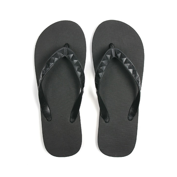 ハワイ生まれのLOHASなビーチサンダル|STUDDED (MEN) Lava Rock | 足も心も気持ちいい、ハワイ生まれのビーチサンダル|US7(25cm)