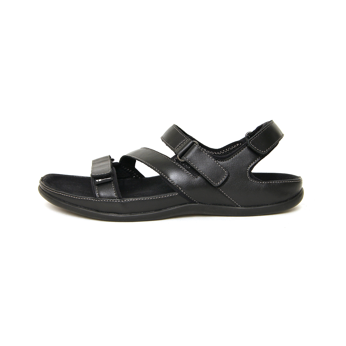 スニーカー感覚で歩き回れる「サンダル」|MONTANA (22-22.5cm) 独自開発の立体インソールで、スニーカーみたいに歩き回れる「サンダル」