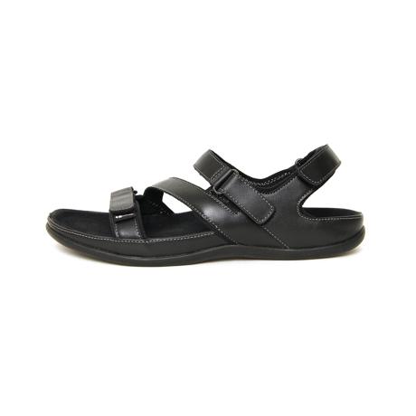 スニーカー感覚で歩き回れる「サンダル」|MONTANA (23-23.5cm) 独自開発の立体インソールで、スニーカーみたいに歩き回れる「サンダル」|ブラック(入荷予定なし)