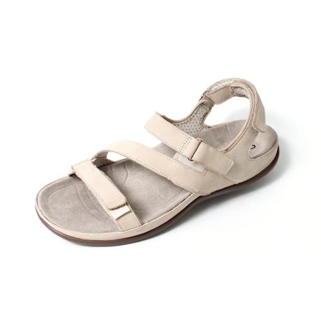 スニーカー感覚で歩き回れる「サンダル」|MONTANA (23-23.5cm) 独自開発の立体インソールで、スニーカーみたいに歩き回れる「サンダル」|オクスフォードタン(在庫限り)
