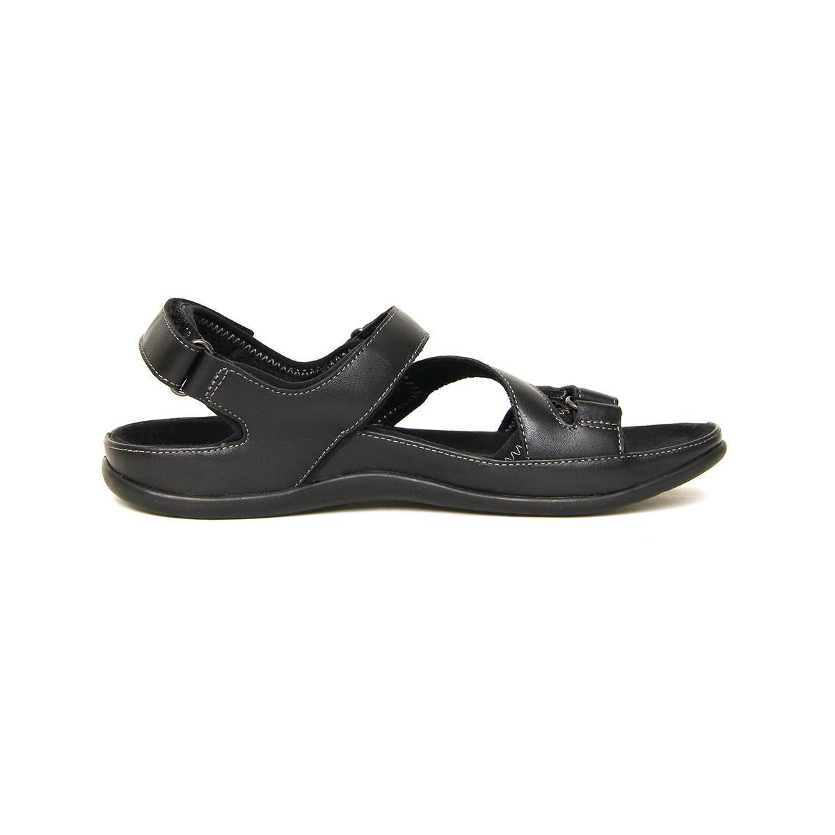スニーカー感覚で歩き回れる「サンダル」|MONTANA (25-25.5cm) 独自開発の立体インソールで、スニーカーみたいに歩き回れる「サンダル」