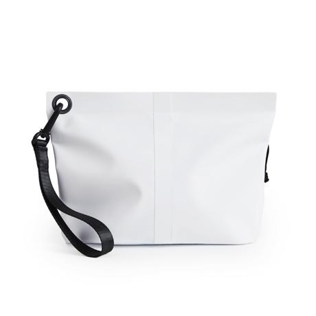 西海岸生まれの「都会派バッグ」|《Mサイズ・ポーチ》ウェットスーツの発明者が作った、防水・デザイン両立の「都会派バッグ」| BODY GLOVE|WHITE