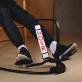 運動不足は、座りながら解消!|《置くだけタイプ》デスクでの5時間が30分のウォーキングに。座りながら運動不足を解消 | HOVR|ホワイト