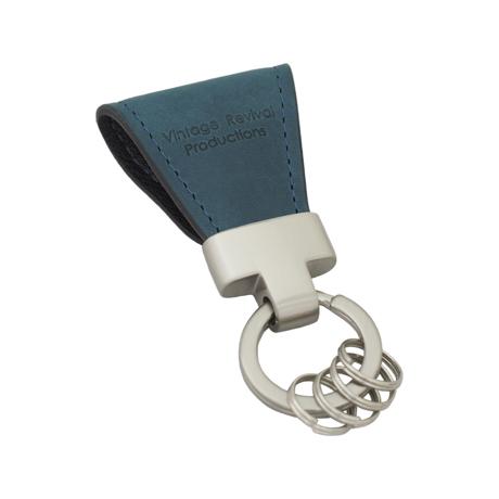 いつも「鍵」はそこにある|《イタリアンオイル》もう迷子にならない、「鍵」の定位置が見つかるマグネット付きキーホルダー|blue