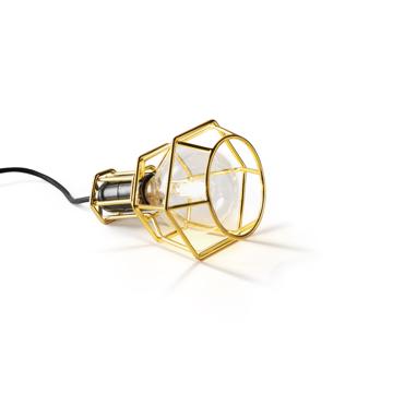 【在庫限り】《Work Lamp》「光」を味方にリラックス、快眠習慣をもたらす間接照明(24k gold) | DESIGN STOCKHOLM
