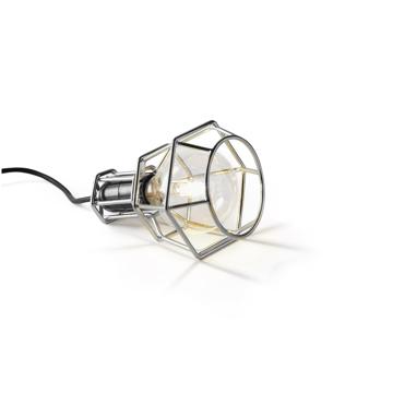 【在庫限り】《Work Lamp》「光」を味方にリラックス、快眠習慣をもたらす間接照明(chrome) | DESIGN STOCKHOLM